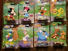 Hot Wheels 2017 Disney 90th Anniversary Exclusive Character Mickey & Friends Car