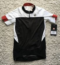 "New Giordana FRC Full Zip Bodyclone Jersey Size Medium For 34"" Chest Ref:Z31"