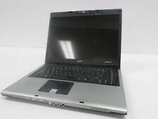 "Acer Aspire 5100 BL51 Windows Vista COA, 15.4"" Display, Webcam, for parts, BL51"