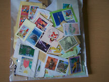 JAPAN,100 GRAMS KILOWARE,COMMEMS AND PREFECTURAL STAMPS ON SMALL  PAPER.
