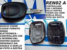 CUBIERTA LLAVE PARA CONTROL REMOTO RENAULT MEGANE CLIO COMPROBAR CON CUIDADO