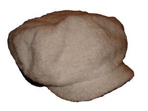 Rugby Ralph Lauren Polo Terry Skull Club Tennis Newsboy Paperboy Hat M / L