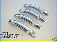 Copertura Per Maniglie Portiere Cromate Per VW Touareg in acciaio inox