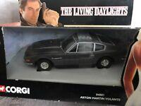 Corgi Aston Martin Volante 04801 The living daylights 007 bond collectible car