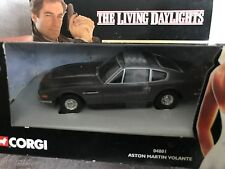 Corgi James Bond 007 The Living Daylights Aston Martin VOLANTE 04801 99p