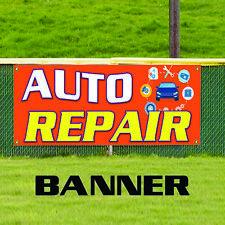Auto Repair Body Shop Car Mechanic Retail Promotion Vinyl Banner Sign