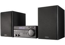 KENWOOD M-819DAB Stereo Kompaktanlage DAB+ CD USB 2x 50 Watt Bluetooth Schwarz