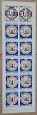 Bande carnet 2039 Croix-rouge 1990 neuf