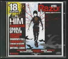 METAL HAMMER NOV 2004 CD Rammstein HIM Therapy? Cult Of Luna Hammerfall