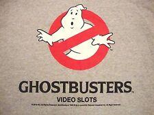 Ghostbusters Video Slots Who Ya Gonna Call? Movie Souvenir T Shirt XL