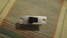 Replacement slider switch for ELECTRO HARMONIX PEDALS FITS SMALL STONE CLONE DMM