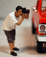 38312 American Diorama Weekend Car Show IV 1:24 neu 2019