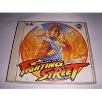 PC-Engine Fighting Street Japan NEC PCE
