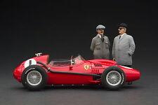 Exoto XS 1958 Ferrari Dino 246 / Silverstone Diorama / 1:18 / #GPC97217F