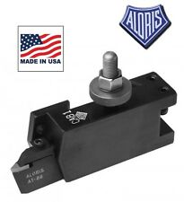 Aloris AXA-81 Quick Change Threading and Grooving Tool Holder