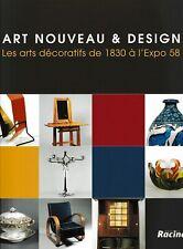 Art Nouveau & Design Decorative Arts BELGIUM 1830 to 1958 Modernism Deco Velde