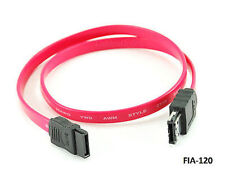 20 inch SATA to eSATA Internal to External Flat Cable - CablesOnline FIA-120