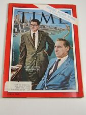 Time Magazine- June 16, 1961- Clint and John Murchison - Vintage