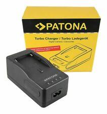 Patona caricabatteria Rapido turbo per Sony np-f550 np-f750 np-f960 NP-FM50 NP-Q