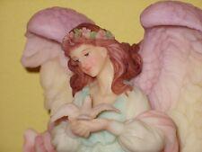 SERAPHIM ANGEL  MONICA  UNDER LOVE'S WING #78090  RARE & BEAUTIFUL!  NEW!