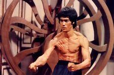 Bruce Lee - Enter the Dragon (1973)    - 8 1/2 x 11