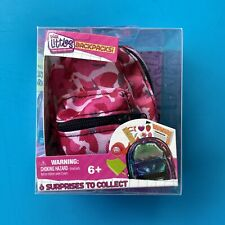 Real Littles Backpack Mystery Pack with 6 Surprises Inside (Pink Camo)