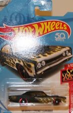 Hot Wheels 50 years 59 Dodge Coronet SUPER Bee long card USA only.