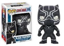 Funko Pop Marvel Captain America Civil War Black Panther Vinyl Bobble-Head 7229