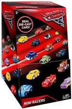 Cars 3 Mini Racers DIECAST METAL aveugles Sacs Party Toys Disney Pixar Film Véhicule