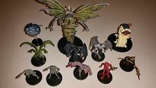 Pathfinder Battles Wrath of the Righteous Foe Lot 11 mini see picture