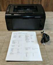 HP LaserJet Pro P1109W Monochrome Laser Printer