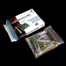 NEW! - Lava Quattro-PCI 4 Port RS232 Serial Expansion PCI Card 623614000756