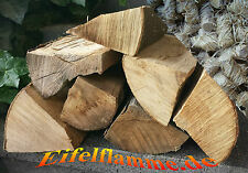 25 kg Brennholz + 2 kg Bio Anzünder Holz Kamin Grill Ofen Kachelofen trocken Öko