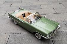 1/18 1960 Chrysler 300F Road Signature Diecast Model Car Toys Boys Girls Gifts