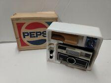 RARE Pepsi Agfamatic Agfa 126 Camera Set