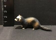Kaiyodo Furuta Choco Q Pet Animal 1 Ferret Sable Figure A