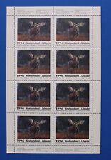 Canada (NF03) 1996 Newfoundland & Labrador Conservation sheet (MNH)