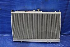 2003 MITSUBISHI EVOLUTION 8 ALUMINUM COOLING RADIATOR ASSEMBLY CT9A EVO8 #463