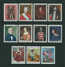 Mint Never Hinged/MNH Postage Monacan Stamps