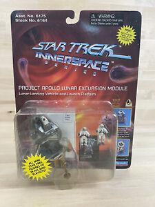 Project Apollo Lunar Module Excursion Star Trek Mini Playset Playmates Sealed