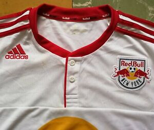 New York Red Bulls jersey shirt soccer 2010 MLS season