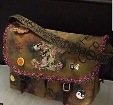 Chanel graffiti Messenger Bag