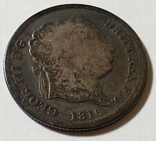 1816 Great Britain UK Silver Shilling