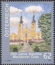 Austria 2014 Basilica/Church/Churches/Buildings/Architecture/History 1v (at1253)
