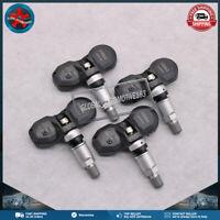 4PCS 3AA907275 Tire Pressure Sensor 433MHz For Volkswagen CC 2012-17 TPMS Sensor