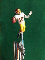 WASHINGTON REDSKINS Tap Handle Robert Griffin Beer Keg Kegerator NFL Football
