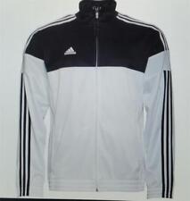 adidas mens 3 stripe warm up track top basketball jacket ai4700 new sml to 4xl2