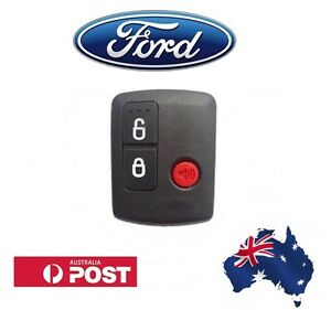 Ford Remote BA/BF Falcon Territory SX/SY/Ute/Wagon 02-10 Remote Control 3 Button