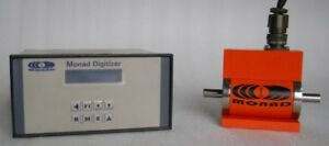 Rotary Torque sensor with Digitizer Controller 10 N.m Slip Ring Type