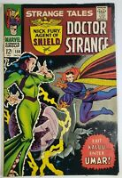 Strange Tales 150  ~  Off-White Pages   ~  5.5  ~  Vibrant Cover Colors